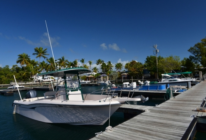 Sunshine Key Rv Resort And Marina Hopaway Holiday